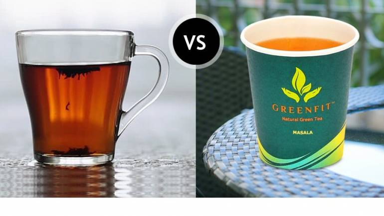 Green Tea or Black Tea: Which Is Your favourite Tea?