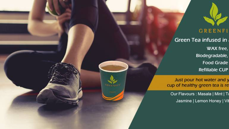 GREEN TEA – THE BEST POST WORKOUT DRINK