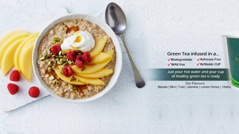 7 Healthy Breakfast Ideas to Start your Day