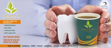 GREEN TEA FOR DENTAL HEALTH