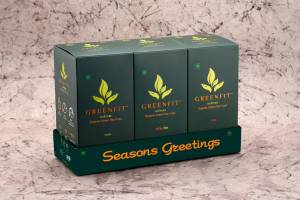 corporate gifting green tea